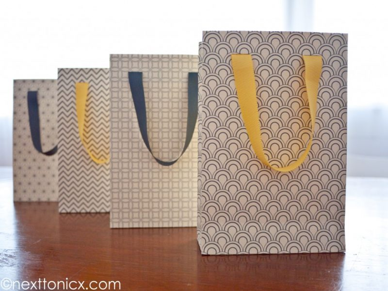 free paper box and bag templates paper gift bag