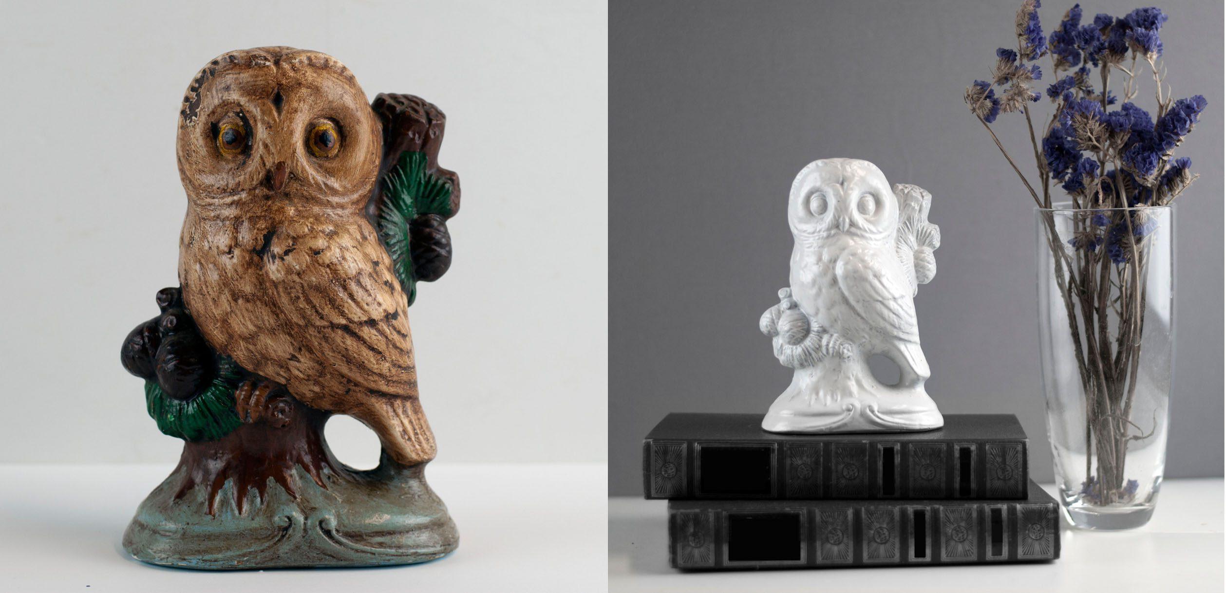 ceramic owl update