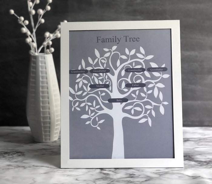free family tree printable